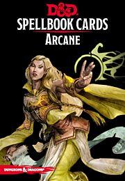 D&D Spellbooks Cards: Arcane Deck (257 Cards)