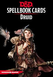 D&D Spellbook Cards: Druid Deck (131 Cards)