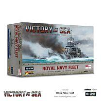 Vicory at Sea Royal Navy Fleet