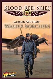 German Ace Pilot: Walter Borchers