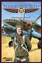 Soviet Ace Pilot: Mariya Dolina