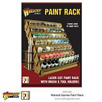 Large Paint Rack