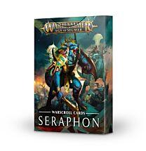 Warscroll Cards: Seraphon