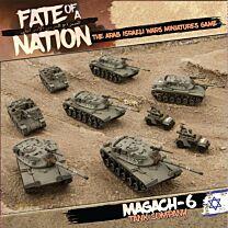 Magach-6 Tank Company Army Box