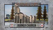 Church (Ruined), Lille – WWII