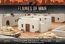 Desert Medium Desert House