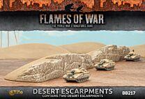 Desert - Escarpments