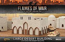 Large Desert Building