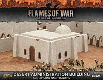 Desert - Administration Building