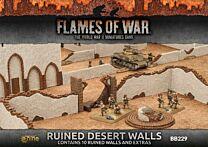 Ruined Desert Walls