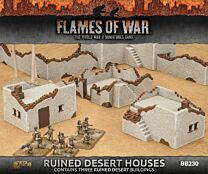 Ruined Desert Houses