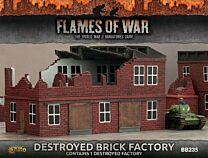 Eastern Front - Destroyed Factory