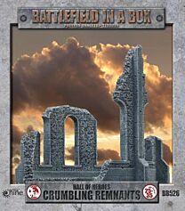 Gothic Battlefields - Crumbling Remnants (x2)