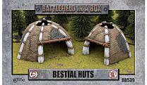 Bestial Huts (x2)