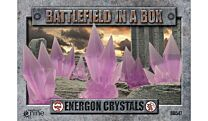 Energon Crystals – Purple (x6)