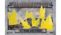 Citrine Crystals – Yellow (x6)