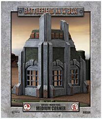 Gothic Industrial - Medium Corner