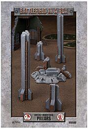 Gothic Industrial - Pillars