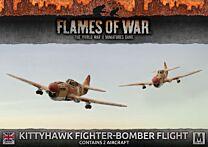 Kittyhawk Fighter-Bomber Flight