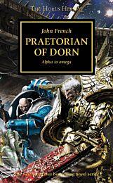 Horus Heresy: Praetorian Of Dorn (PB)