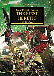 Hh: The First Heretic (PB)