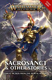Aos: Sacrosanct & Other Stories (PB)