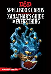 D&D Spellbook Cards: Xanathars (95 Cards)