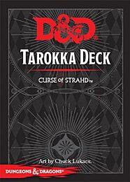 D&D Curse of Strahd – Tarroka Deck
