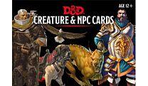 D&D Monster Cards: NPCs & Creatures (182 cards)