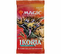 Ikoria: Lair of Behemoths Collector booster