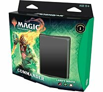 PRE ORDER Zendikar Rising Commander Deck: Land's Wrath