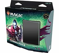 PRE ORDER Zendikar Rising Commander Deck: Sneak Attack