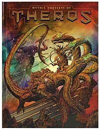 Pre Order: D&D Mythic Odysseys of Theros Limited Edition Alternate Cover