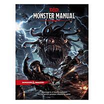 Dungeons & Dragons RPG - Monster Manual 5.0