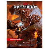 Dungeons & Dragons RPG - Player's Handbook 5.0