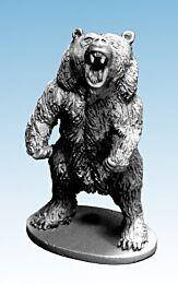 Bear Rearing to Attack