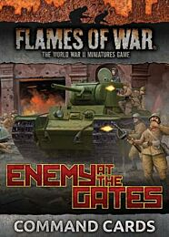 Enemy at the Gates Command Cards (44)