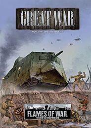 Great War Rule Book