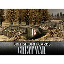 British Great War Unit Cards