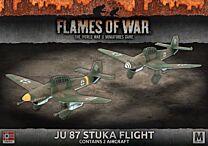Ju 87 Stuka Flight (x2)