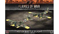 HS129 Battle Flight (x2 aircraft)