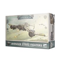 Aeronautica: Imperial Navy Avenger Strike Fighters