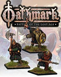 Dwarf Characters