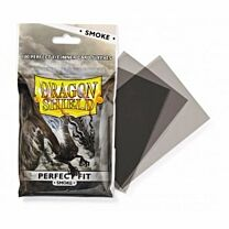 Standard Perfect Fit Sleeves - Clear/Smoke (100 Sleeves)