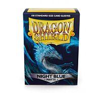 Standard Matte Sleeves - Night Blue (100 Sleeves)
