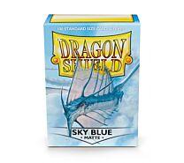 Standard Sleeves - Matte Sky Blue (100 Sleeves)