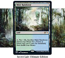 Secret Lair – Misty Rainforest