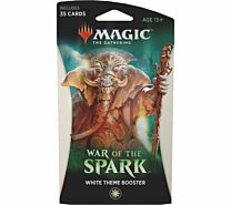 War of the Spark: White Theme booster