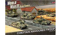 Chieftan Armoured Troop