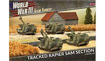 Tracked Rapier SAM Section